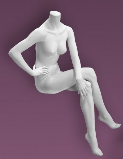 Female mannequins of the Inspiration series 8