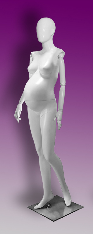 Female mannequins of the Insight series 09
