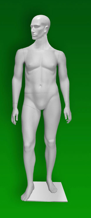 Male mannequins of the Tot series - 10