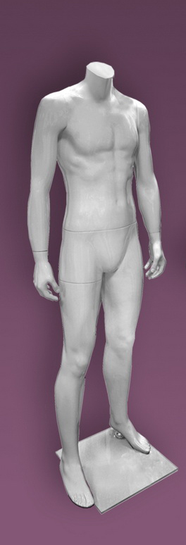 Male mannequins of the Inspiration series 9