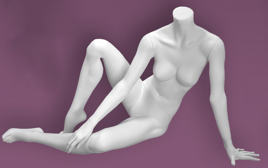 Female mannequins of the Inspiration series 9