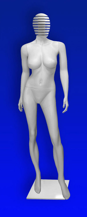 Female mannequin of the Eta series -09