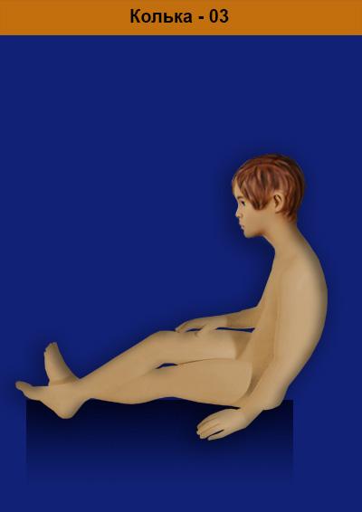 Children's mannequin Kolka-03 series