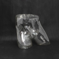 """Men's Hips Transparent """"On the Move"""" 02 - DTMHP-002"""