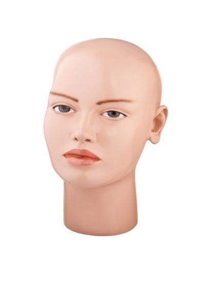 Head of a female mannequin Albina