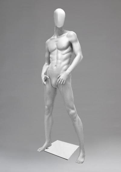 Men's mannequins of the Alien World Cup 14 series