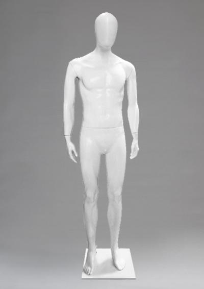 Men's mannequins of the Alien World Cup-23