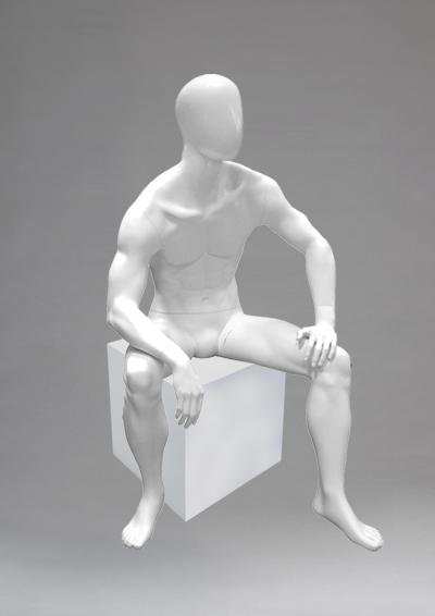 Men's mannequins of the Alien World Cup-03