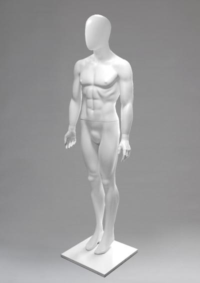 Men's mannequins of the Alien World Cup-07