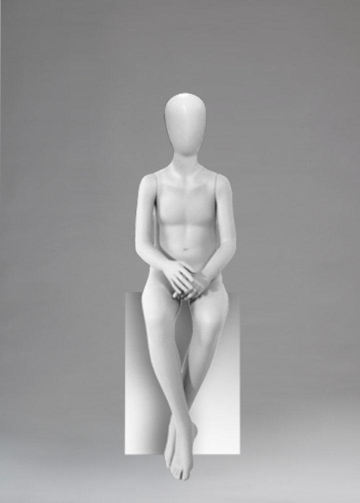 Children's mannequin of the series