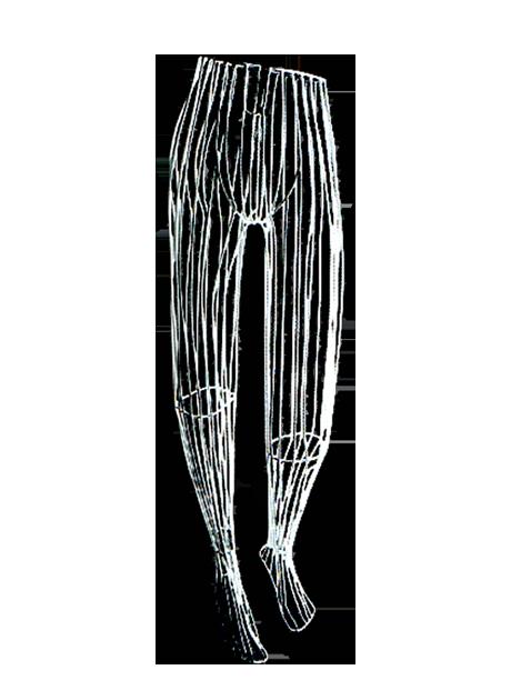 "Demoforms of the ""Illumination"" series of DMNO-01"