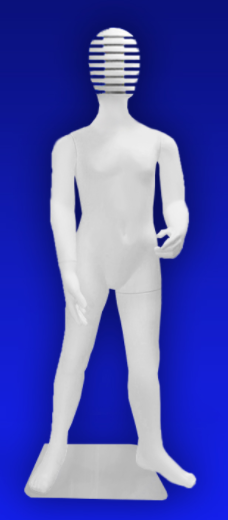 Children's mannequin of the series