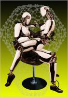 """Female mannequin """"Transformer"""" series """"Nano"""" NN-01"""