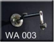 demo bracket neck mount WA 003