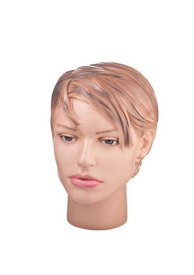 Head of a female mannequin Lyudmila