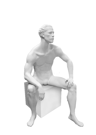Man's mannequin of the Arseny series