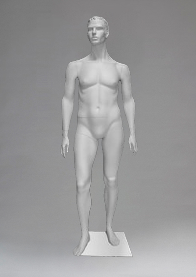 Large mannequin mannequin
