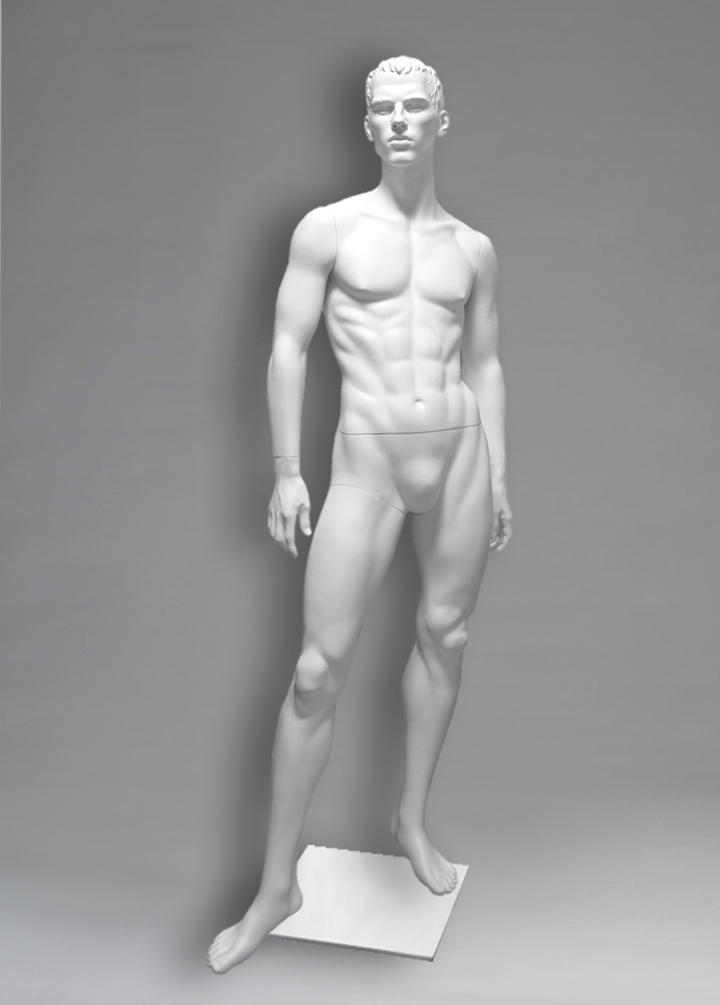 Male mannequin of the Yermolai series 01