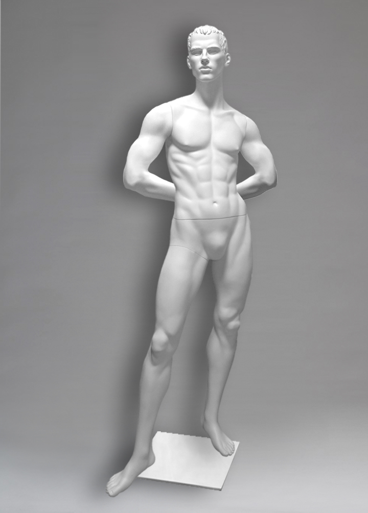 Male mannequin of the Yermolai series 03