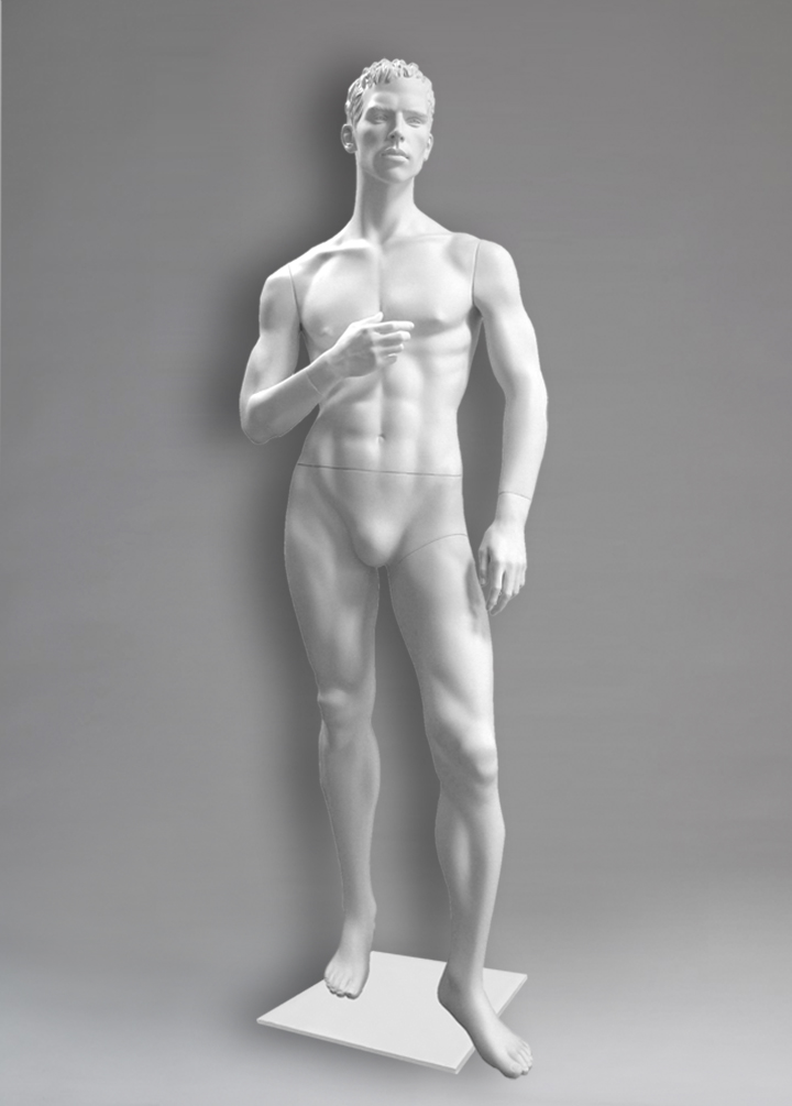 Male mannequin of the Erofei series 01