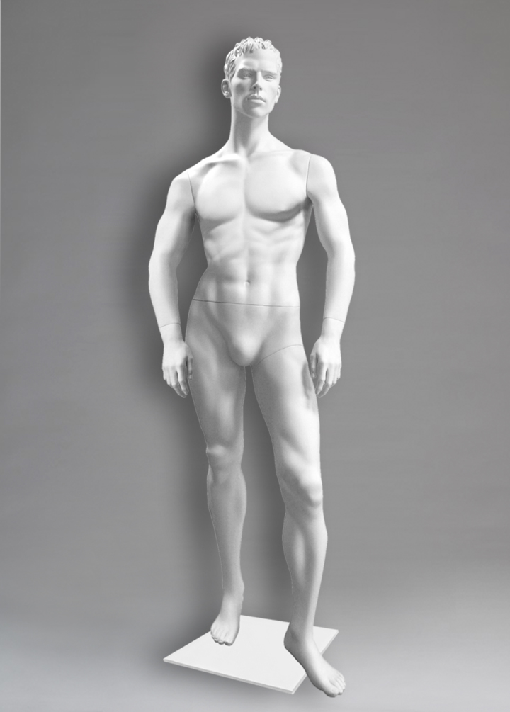 Male mannequin of the Erofei series 02