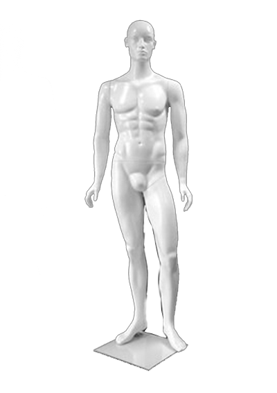 Male mannequin of the Evdokim series