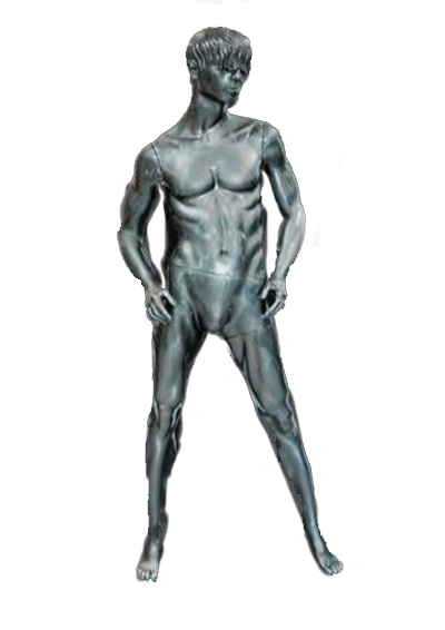Male mannequin of the Sabotage series
