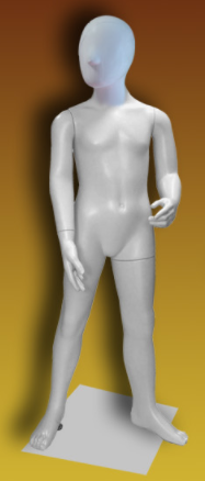 Children's mannequin of the Nakhalenok series of NHMD-6