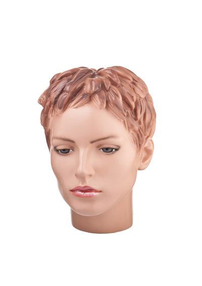 The head of a female mannequin Pelagia