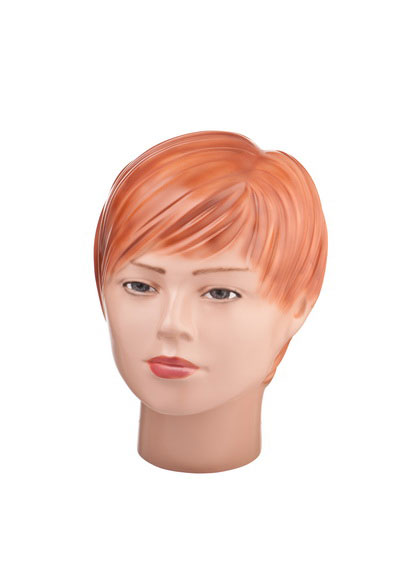 Head of a female mannequin Pauline