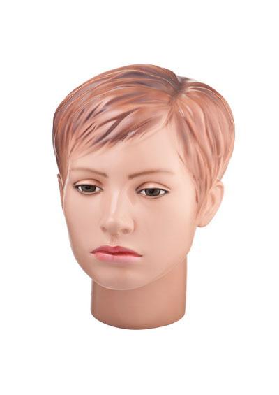 Proskovia female mannequin head