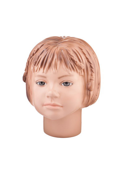 Head of a baby mannequin Sashka