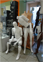 Articulated Mannequin 02