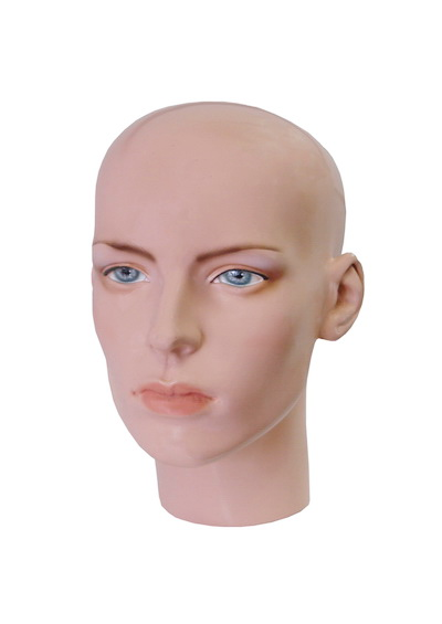 Head of a female mannequin Sofya