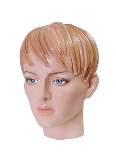 Head of a female mannequin Tatyana