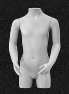 Series torsos children's TD8-01