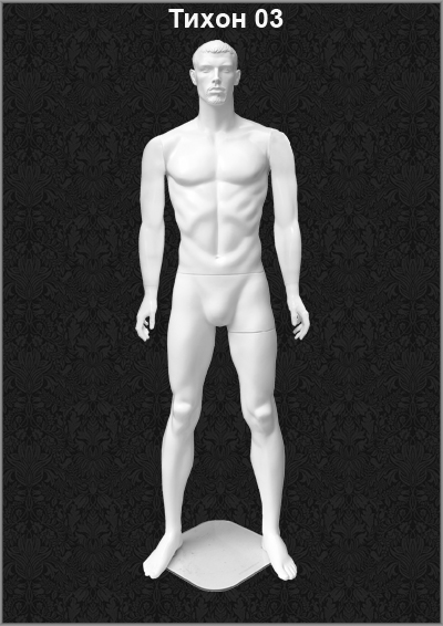 Male mannequin of the Tikhon series 03