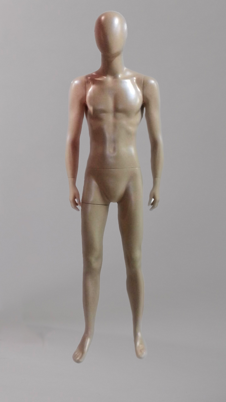 Male Mannequins of the Series