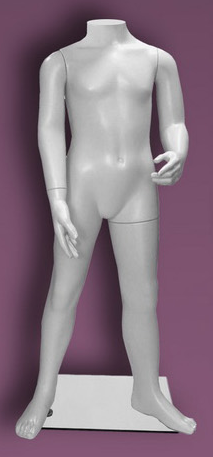 Children's mannequin of the Inspiration VMD-6 series
