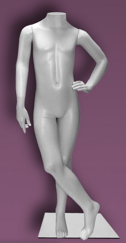 Children's mannequin of the Inspiration VN-8 series