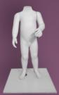 Children's mannequin of the