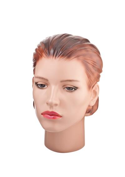 Head of a female mannequin Yaroslav