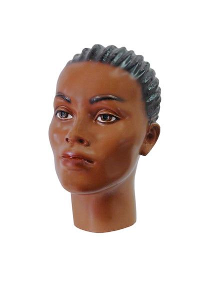 Head of a female mannequin Zarina