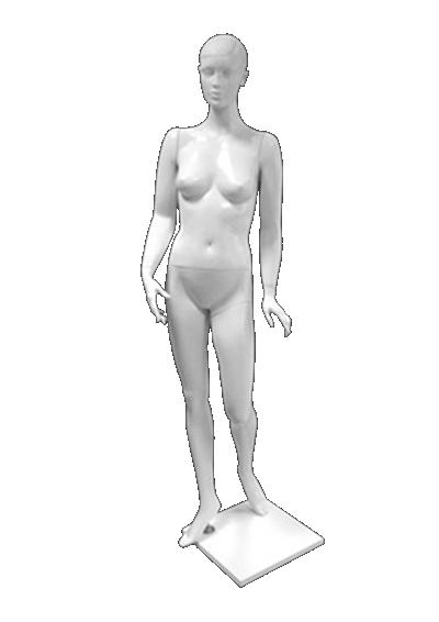 Female mannequin of the Anastasia series