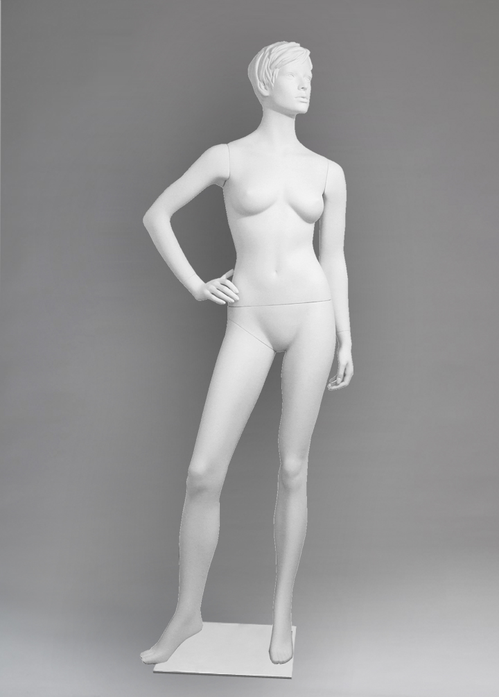 Female mannequin of the Arina series 01