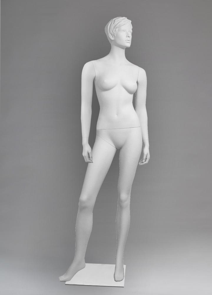 Female mannequin of the Arina series 02