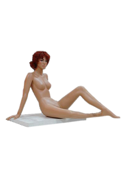 Female mannequin of the Avdotya series 02