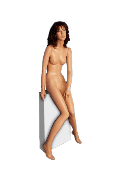 Female mannequin of the Avdotya series 03
