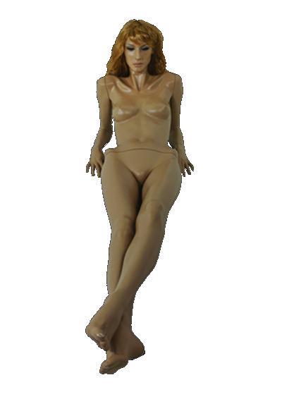 Female mannequin of the Ella series