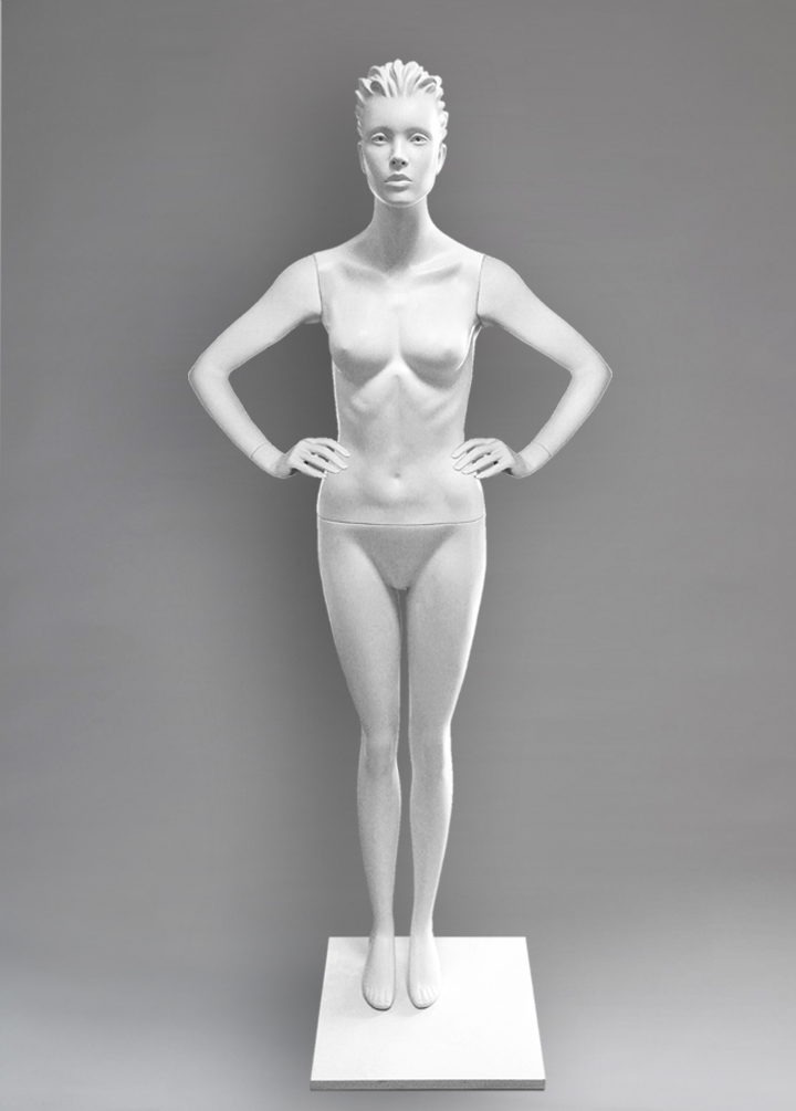 Female mannequin of the Galina series G-02